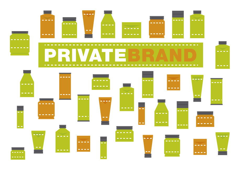 private brand grafika